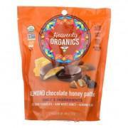 Heavenly Organics Heavenly Organic Honey Pattie - Chocolate - Case of 6 - 4.66 oz.