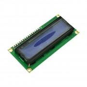Modul LCD 1602 cu backlight albastru de 5 V și pini