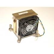 Cooler procesor socket 775 HP Compaq dc5100 dc7100 (cu 4 fire) 364410-001