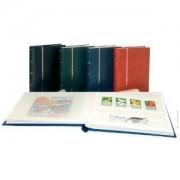 Caja fuerte 115 - 5 sellos disco/libro de inserción de plástico los libros DIN pantalla A4 - con 32 blanco/páginas - con relieve negro dorado premium