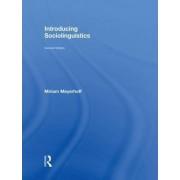 Introducing Sociolinguistics by Miriam Meyerhoff