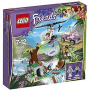 Lego Friends pounding Jungle River 41036