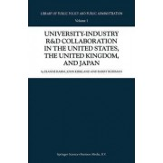 University-Industry R&D Collaboration in the United States, the United Kingdom, and Japan by Dianne Rahm