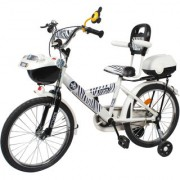 Hlx-Nmc 20 Inch Carx Kids Bicycle Zebra Style