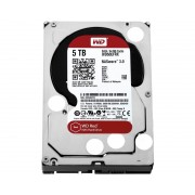 "WD 5TB 3.5"" SATA III 64MB IntelliPower WD50EFRX Red"