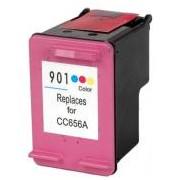 HP CC656AE [Col] #No.901 kompatibilis tintapatron (ForUse)