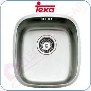 Fregadero Teka BE 34.37, Bajo encimera, mueble de 45cm