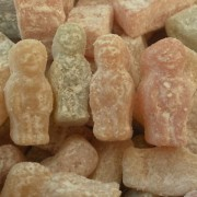 Glisten Original Victoria Dusted Jelly Babies Sweets
