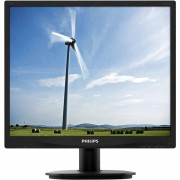 Monitor LED Philips 19S4QAB 19 inch 5ms Black