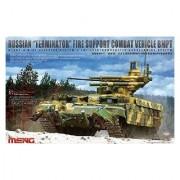 Meng Models Russian Terminator Fire Support Combat Vehicle BmptPlastic Model Kit (1/35 Scale)