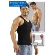 Svenjoyment Shapewear Belly Buster Tank Top T Shirt Black 2160536 1700