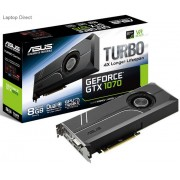 ASUS Turbo GeForce GTX 1070 8Gb/8192mb DDR5 256bit Graphics Card