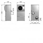 VB ITALIA Climatizzatore per cantine monoblocco fino a 50 m3