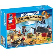 Playmobil Advent Calendar Secret Pirates Treasure Island (6625)