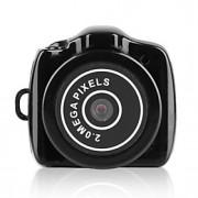 Mini Camcorder Video Out Preta