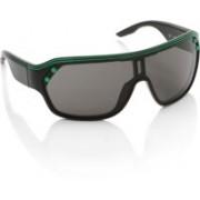 Diesel Wrap-around Sunglasses(Black)