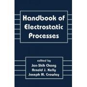 Handbook of Electrostatic Processes by Jen-Shih Chang