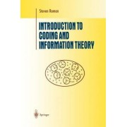 Introduction to Coding and Information Theory by Steven Roman