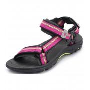 ALPINE PRO UZUME Obuv letní UBTG052450 virtual pink 38