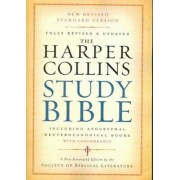The HarperCollins Study Bible: Fully Revised With Concordance by Harold W. Attridge