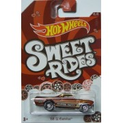 Hot Wheels Sweet Rides '68 El Camino - Toffee Taffy Painted Car 6/6 by Hot Wheels