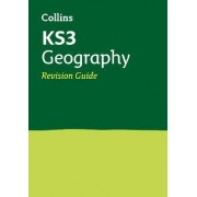 Collins KS3 Revision and Practice - New Curriculum: KS3 Geography Revision Guide by Collins KS3