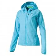 プーマ ナイトキャット ジャケット ウィメンズ Blue Atoll-heather