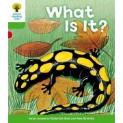 Oxford Reading Tree: Level 2: More Patterned Stories A: What is it? by Thelma Page