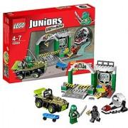 Lego Hideout of Junior Mutant Ninja Turtles 10669