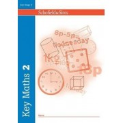 Key Maths 2 by Andrew Parker