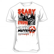 Camiseta Scary Strong