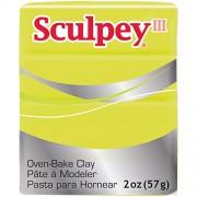 Sculpey III Clay, Acid Yellow