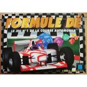 Jeu De Société De Voiture Formule Dé Avec Grand Plateau Car Board Game