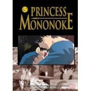 Princess Mononoke Film Comic by Hayao Miyazaki