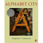 Alphabet City by Stephen Johnson