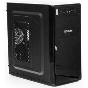 Carcasa Spacer SPC-MOON, 450W (Neagra)