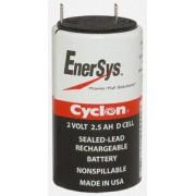 Bateria Cyclon 2 Voltios 2,5 Amperios 0810-0004