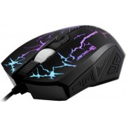 Mouse Gaming Tracer Battle Heroes Soldier (Negru)