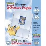 Pokemon - Hologram Pages 9-Pocket 3-rings (10 stuks)