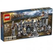 LEGO The Hobbit Batalla en Dol Guldur - juegos de construcción (Película, Niño/niña, Gris)