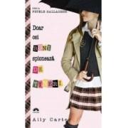 Doar cei BUNI spioneaza DE TINERI - Vol 4 Seria Fetele Gallangher - Ally Carter