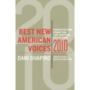 Best New American Voices 2010 by Dani Shapiro