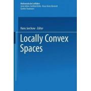 Locally Convex Spaces by Hans Jarchow