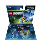 Set Lego Dimensions Fun Pack Lego Movie Benny