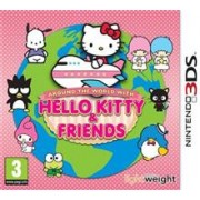 Around The World With Hello Kitty And Friends Nintendo 3Ds