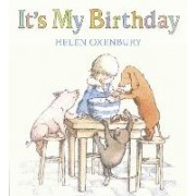 It's My Birthday by Helen Oxenbury