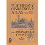 Místopisný obrázkový atlas 4.(Milan Mysliveček)