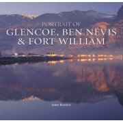 Portrait of Glencoe, Ben Nevis and Fort William by Jerry Rawson