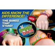 Piggy Back Bandz Sea Life 25 Bandz That Stand! Silicone!