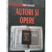 Autori Si Opere Vol I Culturi Occidentale - Ion Ianosi